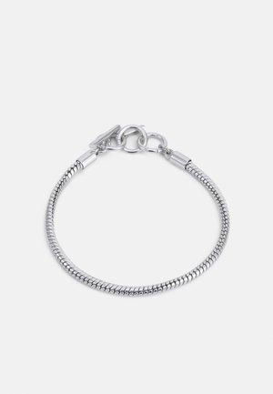 LEAF - Armband - silver-coloured