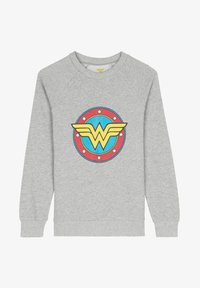 Tezenis - Sweatshirt - grigio mel.chiaro st.logo wond - 2