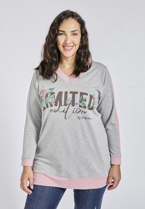 AUFDRUCK - Sweater - grey