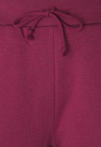 Anna Field - Hooded lounge set - Pyjama set - berry - 5