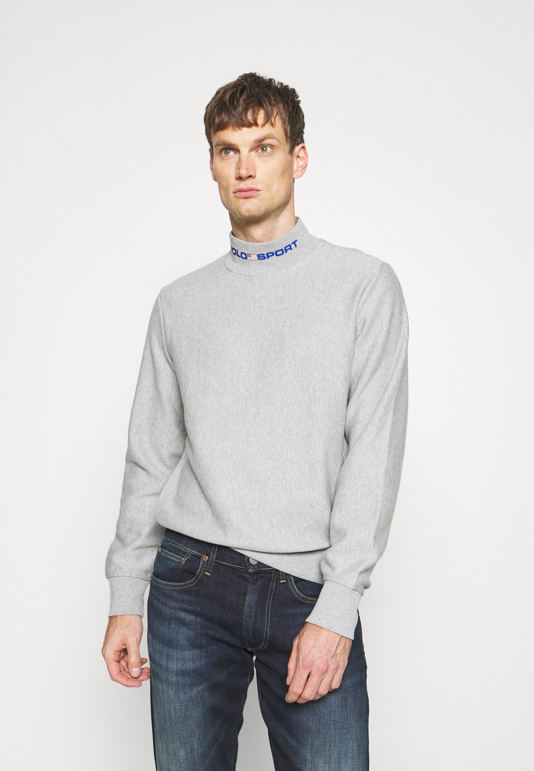 Homme LONG SLEEVE - Sweatshirt