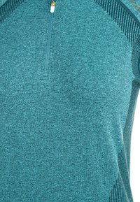 Endurance - HALEN W SEAMLESS - Sports shirt - ponderosa pine - 7