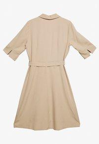 Opus - WULITA - Shirt dress - soft ginger - 1