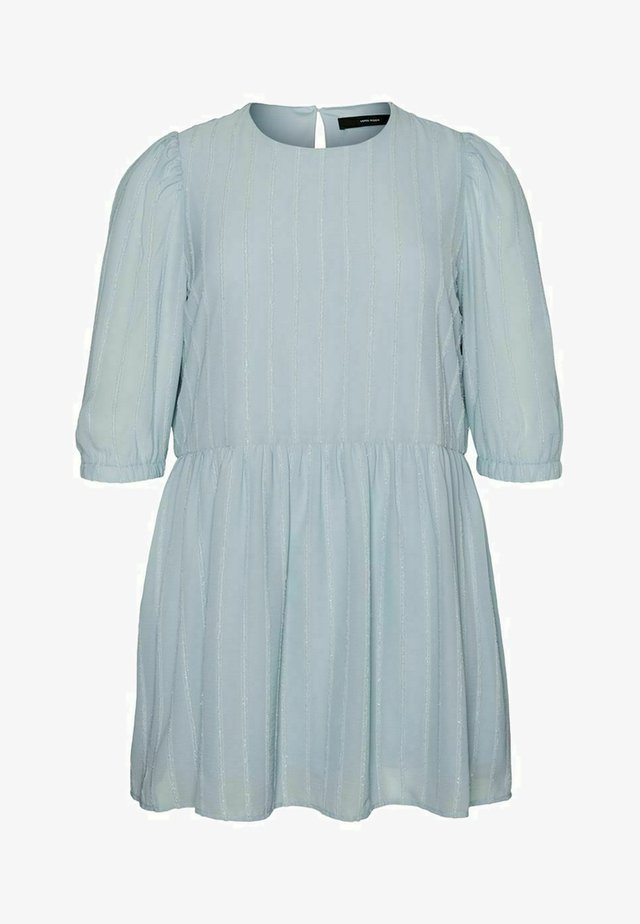 Sukienka letnia - blue fog