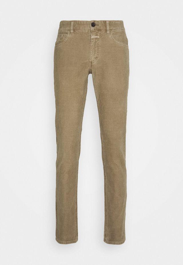 UNITY  - Pantalon classique - muddy beige