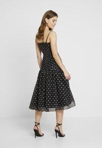 Keepsake - CALL ME DRESS - Koktejlové šaty/ šaty na párty - black - 0