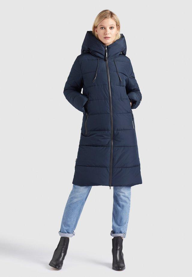 JILIAS - Winter coat - dunkelblau