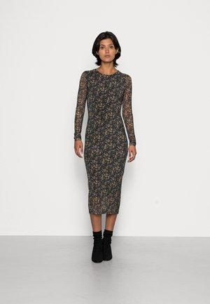 FILONNA - Shift dress - black