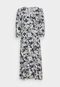 Moss Copenhagen - THESSA JALINA DRESS - Maxi dress - cap blur - 3