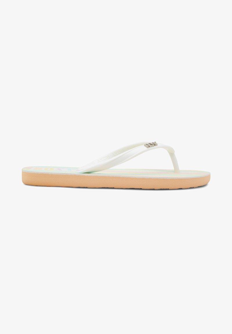 Roxy - VIVA STAMP - T-bar sandals - multi