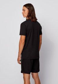 BOSS - T-SHIRT RN SPECIAL - T-Shirt print - black - 1