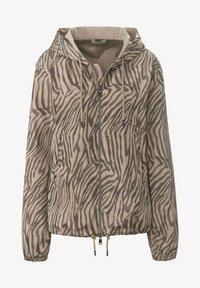 MARGITTES - Light jacket - taupe schwarz - 5