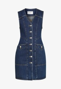 Neuw - ETTA DRESS - Denim dress - dark-blue denim - 4