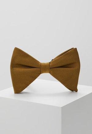 DROOPY BOW - Motýlek - brown