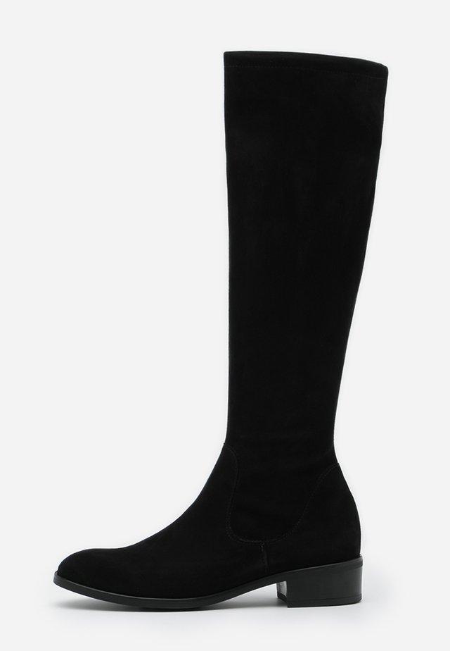 HETA - Stiefel - schwarz