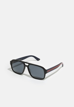 Sunglasses - black/blue/grey