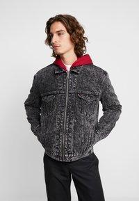 Levi's® Extra - ZIP TYPE 3 TRUCKER - Denim jacket - peterson - 0