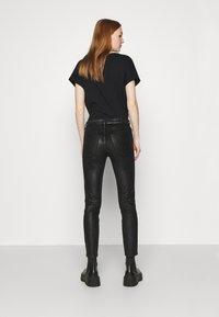 Diesel - BABHILA-SP6 - Slim fit jeans - black - 2