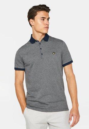 MIT MUSTER - Poloshirt - dark blue