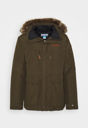 MARQUAM PEAK JACKET - Vinterjakke - olive green