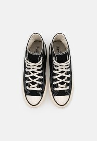 Converse - CHUCK 70 UNISEX - High-top trainers - black/egret/black - 3
