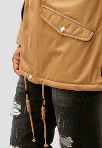 INDICODE JEANS - Winter jacket - brown - 4