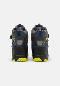 Kappa - TEX UNISEX - Zimní obuv - grey/lime - 2