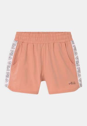 JULES TAPED  - Shorts - coral cloud