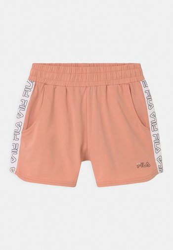 JULES TAPED  - Shorts - coral cloud