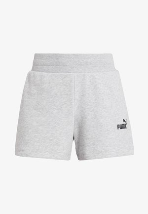 SHORTS - Sports shorts - light gray heather