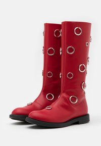 Marni - Boots - red - 1
