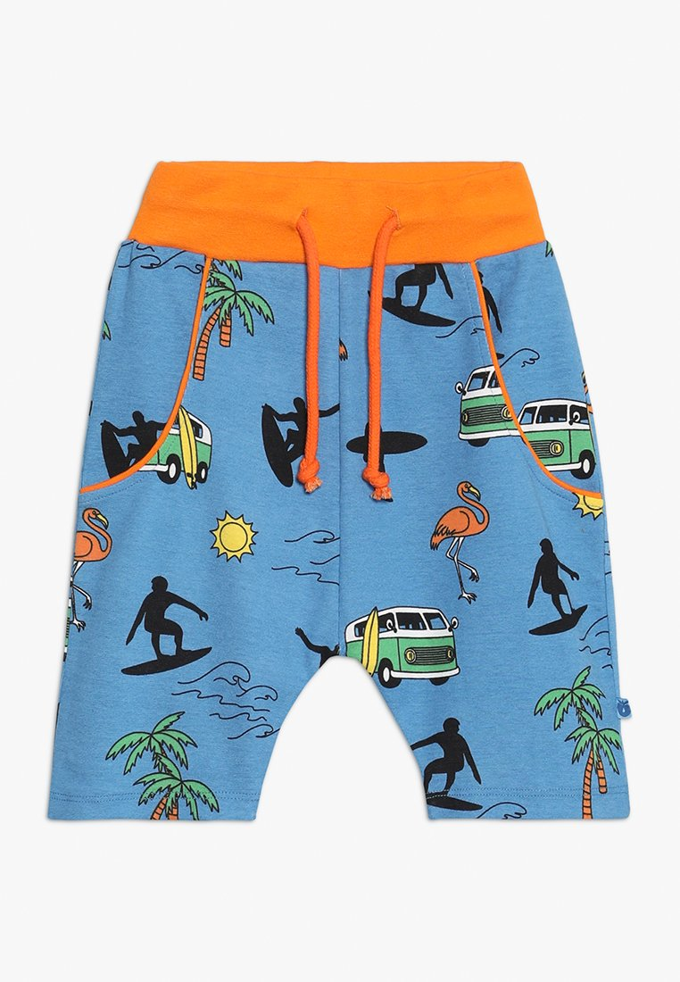 Småfolk - WITH SURFER - Pantalon de survêtement - sky blue