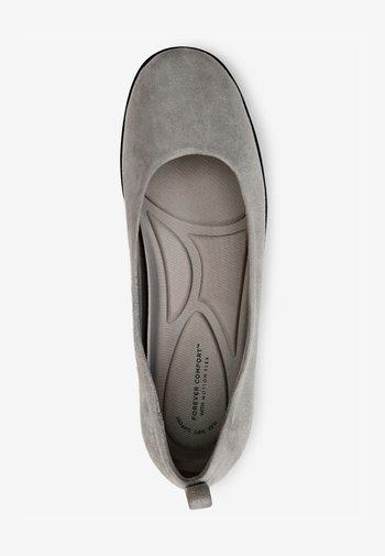 EVA - Ballet pumps - grey