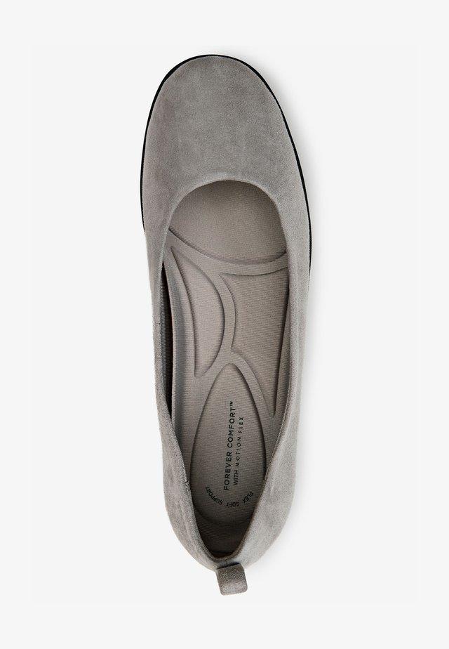 EVA - Ballerina's - grey