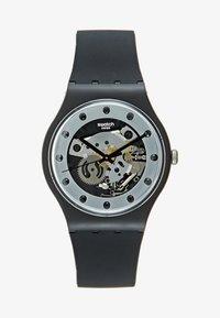 Swatch - SILVER GLAM - Zegarek - black - 1