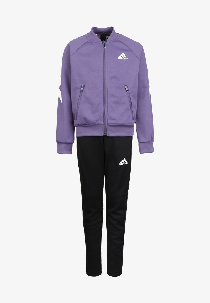 adidas Performance - Tracksuit - tech purple/white