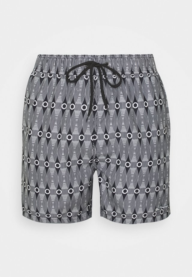 SHOAL BAY - Shorts da mare - black