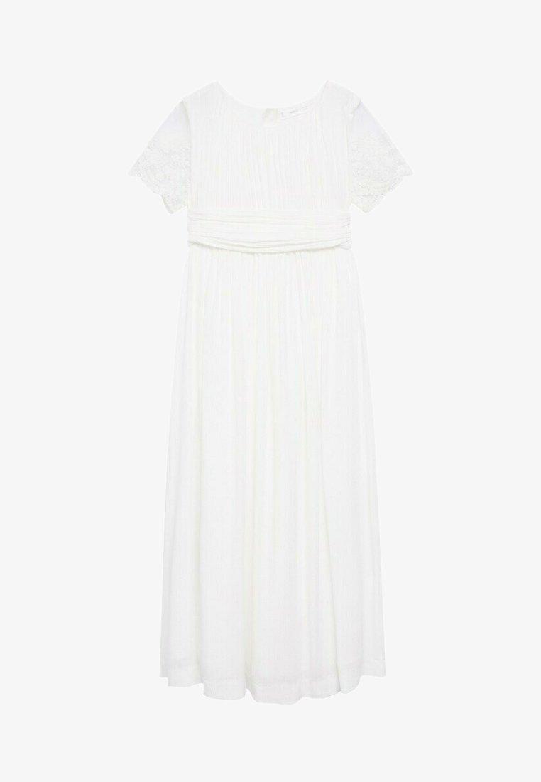 Mango - DAFNE - Cocktail dress / Party dress - blanc cassé
