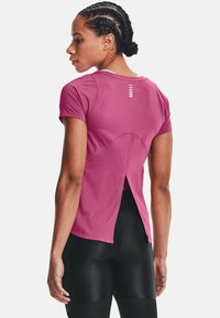 Under Armour - Basic T-shirt - pink quartz - 2