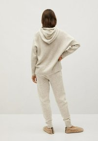 Mango - COSY-I - Pantalon de survêtement - grey - 2