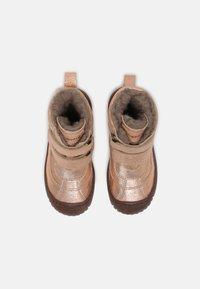 Bisgaard - ELLIS - Winter boots - rose gold - 3