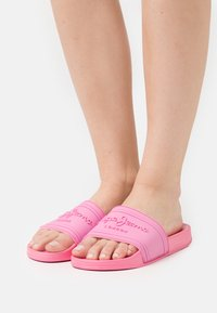Pepe Jeans - SLIDER  - Slip-ins - factory pink - 0