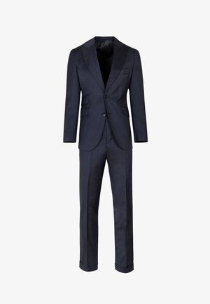 SET - Suit - greyish blue