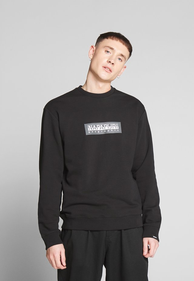 BOX - Sweatshirt - black