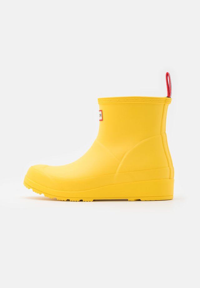 PLAY BOOT SHORT VEGAN - Wellies - Gummistøvler - primrose