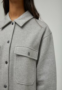 PULL&BEAR - Light jacket - grey - 4