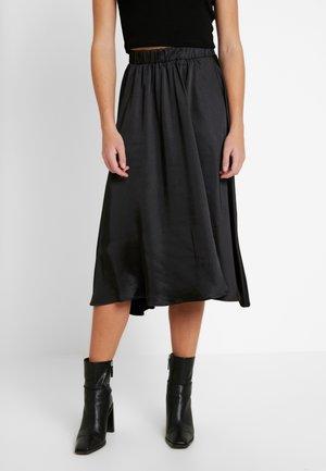 VITIANA SKIRT - A-line skirt - black