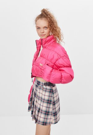 06269644 - Lehká bunda - neon pink