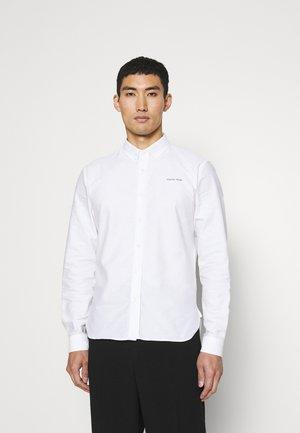 Košile - oxford white