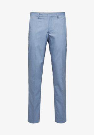 Suit trousers - colony blue